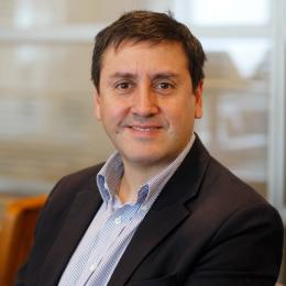Sergio Burdiles O.