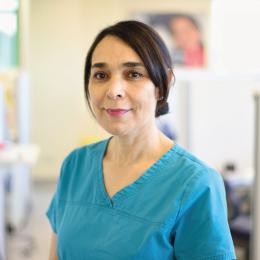 Dra. Claudia Brizuela Cordero