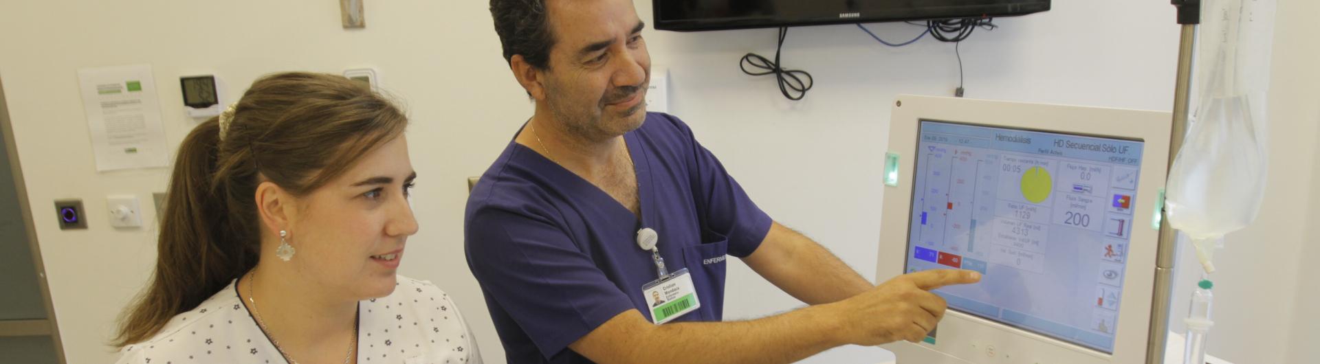 Diplomado de Enfermería en Nefrología y Diálisis