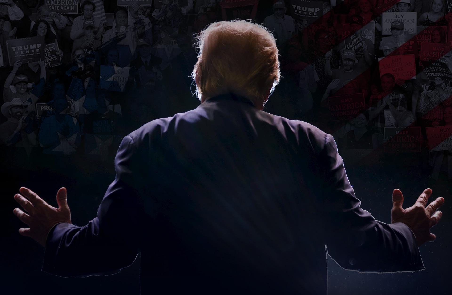 La Retórica de Donald Trump