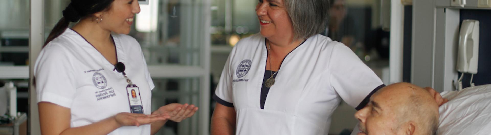 Diplomado en Cuidados Paliativos del Adulto y Adulto mayor