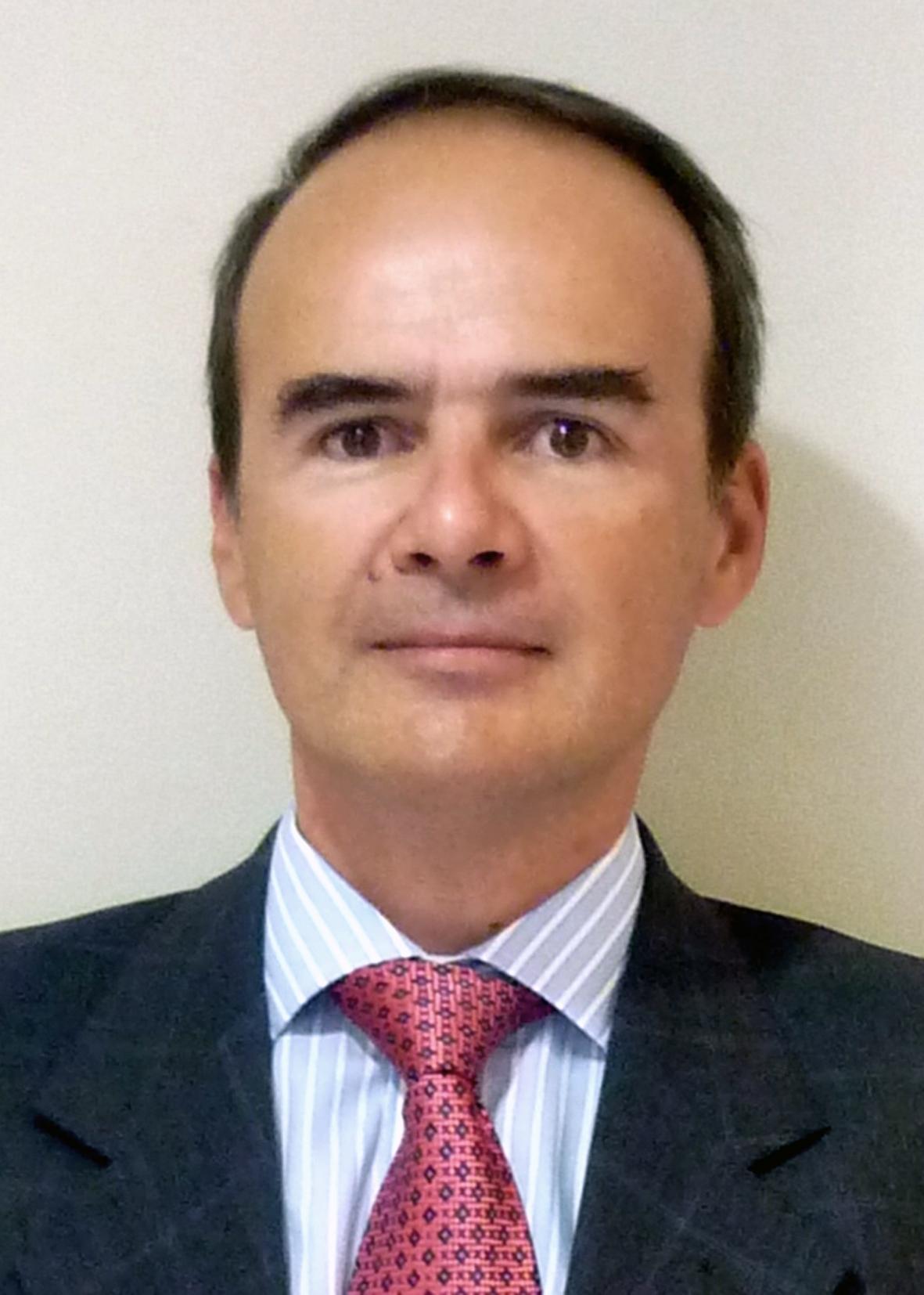 Profesor Fernando Rivera Bustos